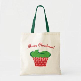 Christmas Cupcake Bag