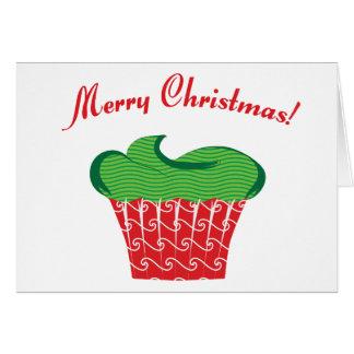 Christmas Cupcake Cards