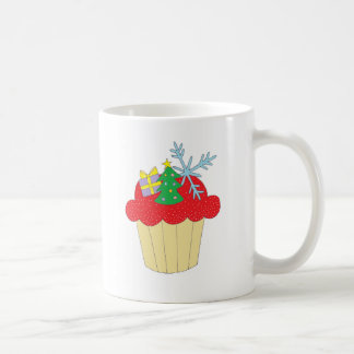 Christmas Cupcake Mugs