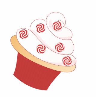 Christmas Cupcake Oranment No.1 Statuette