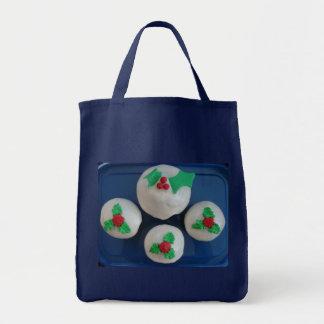 Christmas Cupcakes Tote Bag