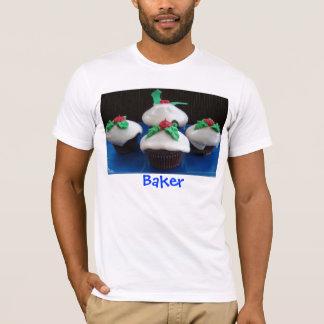 Christmas Cupcakes/ Baker T-Shirt