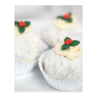 Christmas Cupcakes Flyer