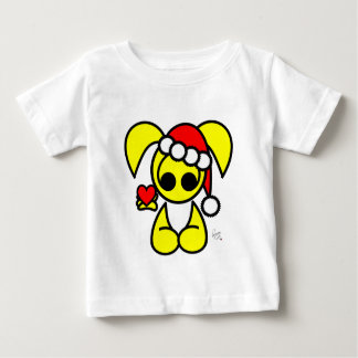 Christmas Cute Bouncy Character Baby T-Shirt