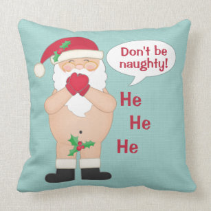 Funny Christmas Pillows Decorative Amp Throw Pillows Zazzle