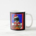 Christmas Dachshund Coffee Mug
