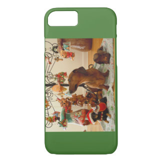 Christmas Dachshund iPhone 7 Case