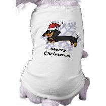 Christmas Dachshund (smooth coat) Shirt