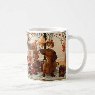 Christmas Dachshund (Ver.2) Mug