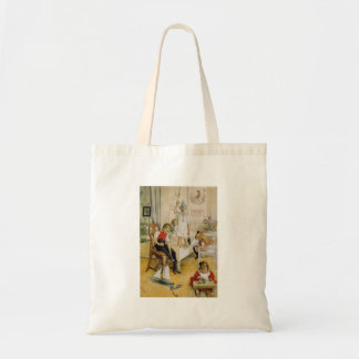Christmas Day 1894 Canvas Bag