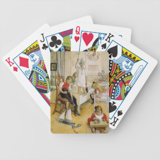 Christmas Day 1894 Bicycle Playing Cards