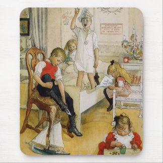 Christmas Day 1894 Mouse Pads