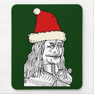 Christmas de tío Vlad Tapetes De Raton