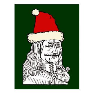 Christmas de tío Vlad Tarjetas Postales