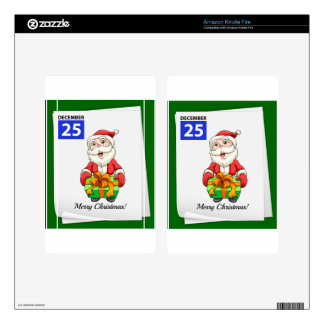 Christmas Decals For Kindle Fire