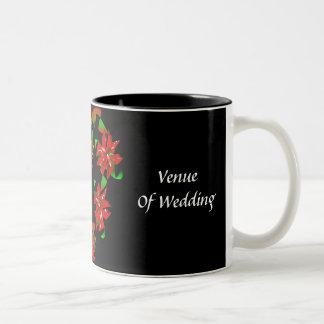 Christmas/December Wedding Shower I Mug