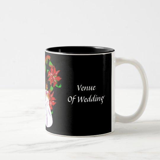 Christmas/December Wedding Shower Mug