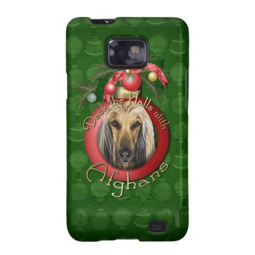 Christmas - Deck the Halls - Afghans Galaxy SII Cover