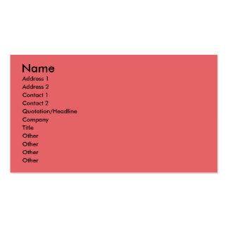 Christmas - Deck the Halls - Australian Terriers Business Card Template