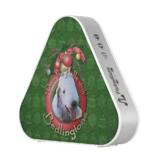 Christmas - Deck the Halls - Bedlingtons Bluetooth Speaker