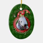 Christmas - Deck the Halls - Bedlingtons Ornament