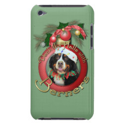 Case-Mate iPod Touch Barely There Case with Bernese Mountain Dog Phone Cases design