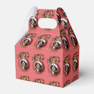 Christmas - Deck the Halls - Berners Favor Box
