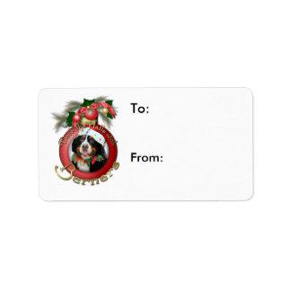 Christmas - Deck the Halls - Berners Label