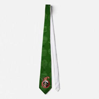 Christmas - Deck the Halls - Berners Neck Tie