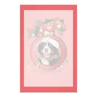 Christmas - Deck the Halls - Berners Stationery