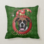 Christmas - Deck the Halls - Boxers - Vindy Pillow