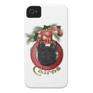 Christmas - Deck the Halls - Cairns - Rosco iPhone 4 Case