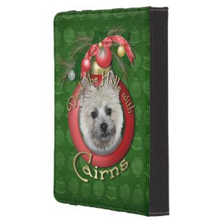 Christmas - Deck the Halls - Cairns - Teddy Bear Kindle Case