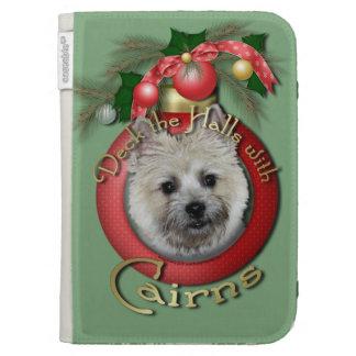 Christmas - Deck the Halls - Cairns - Teddy Bear Kindle 3G Cover