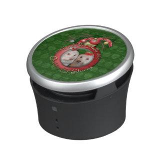 Christmas - Deck the Halls - Chablis & Shiraz Bluetooth Speaker