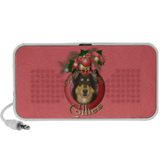 Christmas - Deck the Halls - Collie - Caroline Speakers
