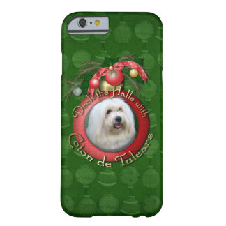 Christmas - Deck the Halls - Cotons Barely There iPhone 6 Case