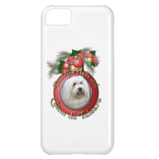 Christmas - Deck the Halls - Cotons iPhone 5C Cover