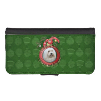 Christmas - Deck the Halls - Cotons iPhone 5 Wallets