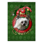 Christmas - Deck the Halls - Cresties Greeting Cards