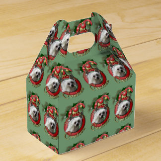 Christmas - Deck the Halls - Cresties Party Favor Box