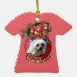 Christmas - Deck the Halls - Cresties Christmas Ornaments