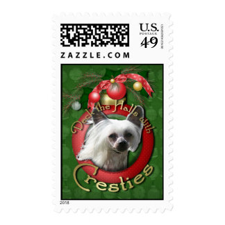 Christmas - Deck the Halls - Cresties Stamps