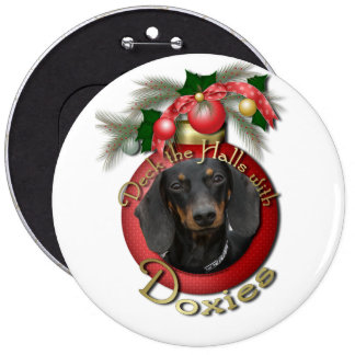 Christmas - Deck the Halls - Doxies Pins