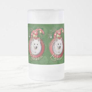 Christmas - Deck the Halls - Eskies Beer Mugs