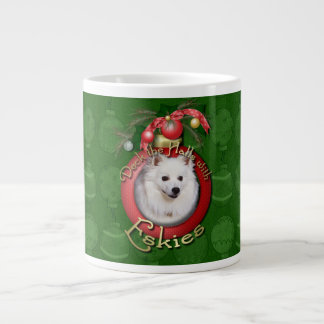 Christmas - Deck the Halls - Eskies Extra Large Mug