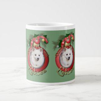 Christmas - Deck the Halls - Eskies Jumbo Mug
