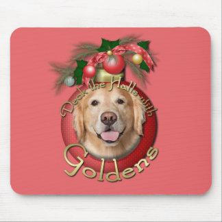 Christmas - Deck the Halls - Goldens - Corona
