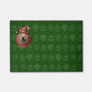 Christmas - Deck the Halls - Goldens - Mickey Post-it® Notes