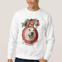 Christmas - Deck the Halls - Goldens - Tebow Sweatshirt